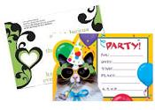 Invitaciones sociales - Tarjetas para cumpleaños, fiestas infantiles, casamientos