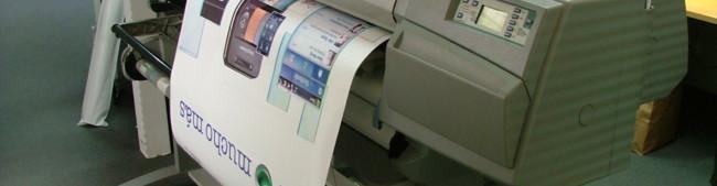 Plotter HP 5000 - Para impresiones con tinta al agua full color / Planos CAD