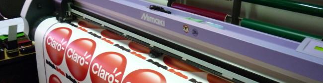 Plotter de corte Mimaki + Impresión