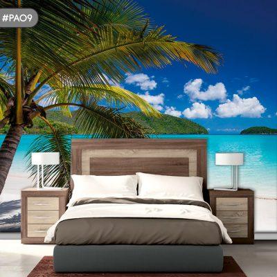 Fotomurales de Playas Increíbles - Vinilos Originales para decorar tus Ambientes