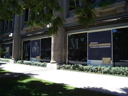 Vinilo Microperforado para el Museo renault