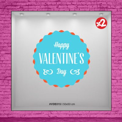 Cucarda - Happy Valentine´s Day