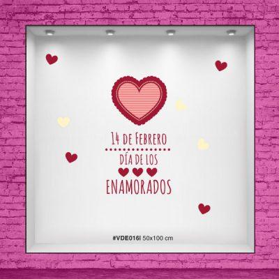14 de Febrero - Día de los enamorados / Corazones