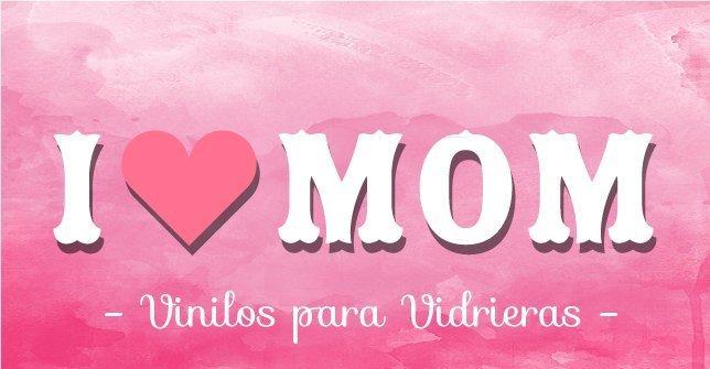 Vinilos autoadhesivos para el día de la Madre - Hacé clic acá!