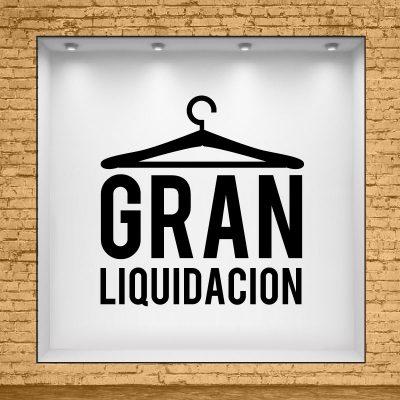 Gran Liquidacion con Percha