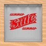 Summer Sale con estrellas