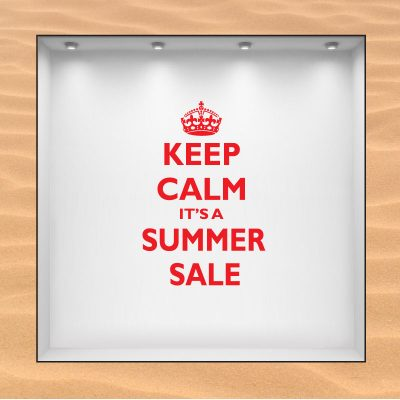 Keep Calm It´s a Summer Sale
