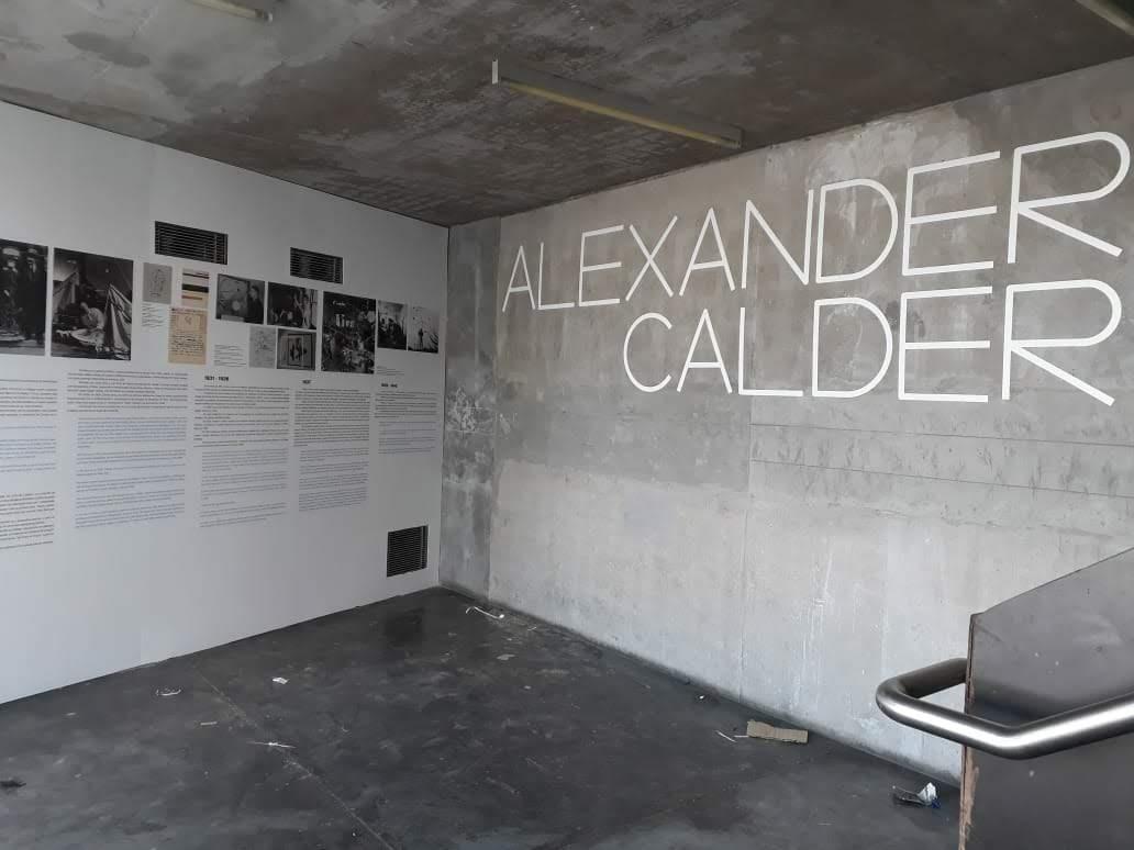 Alexander Calder - Teatro de Encuentros - Fundación Proa