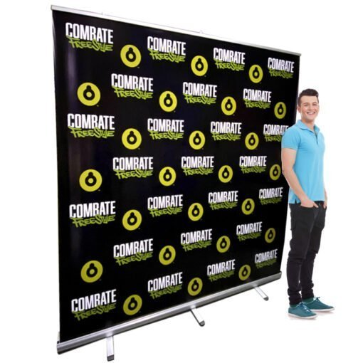 Banner Roll-Up 2x2 Mts