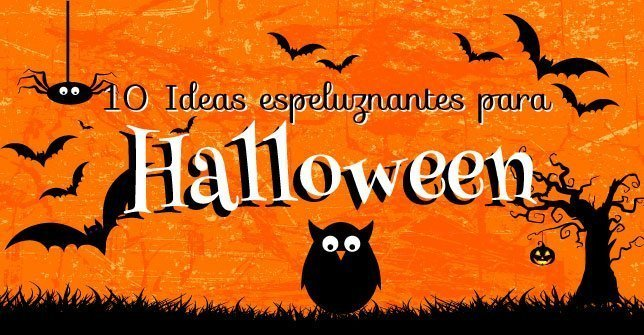 10 ideas de Marketing espeluznantes para Halloween