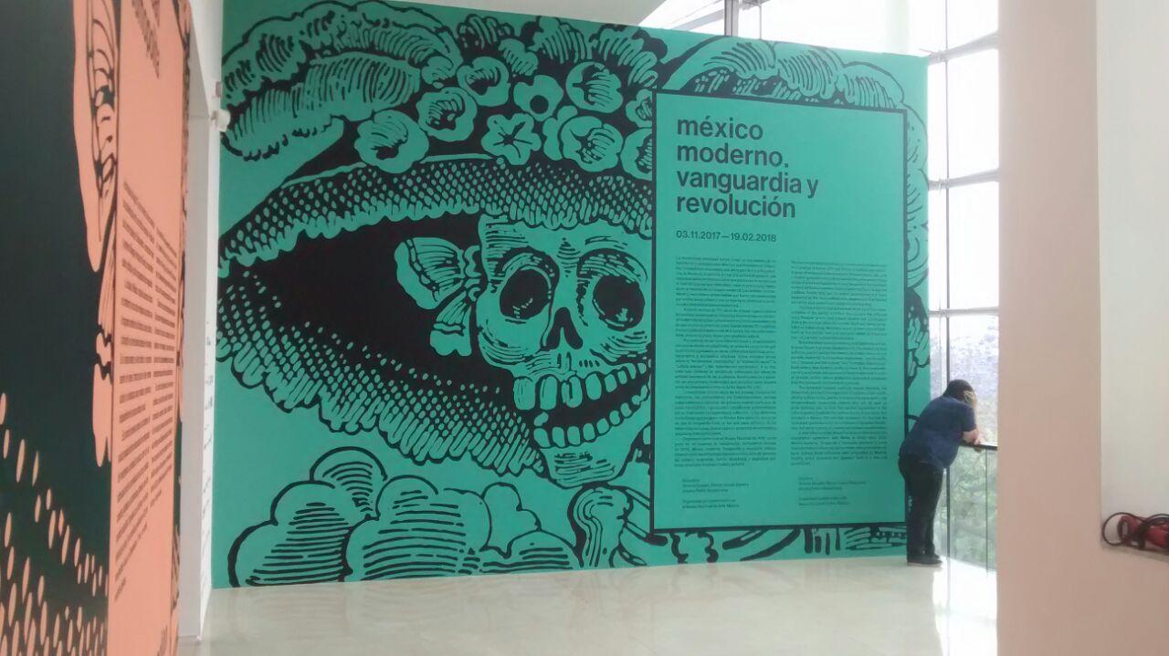 Calabera - Mexico Moerno - Malba - Exposición