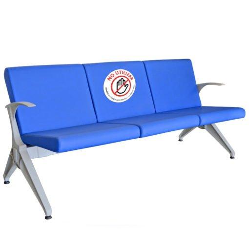 Tandem, Calcos para sillas en salas de espera