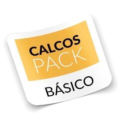Pack Básico de calcomanias