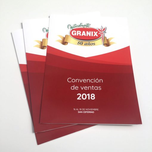 Carpetas Convención Anual