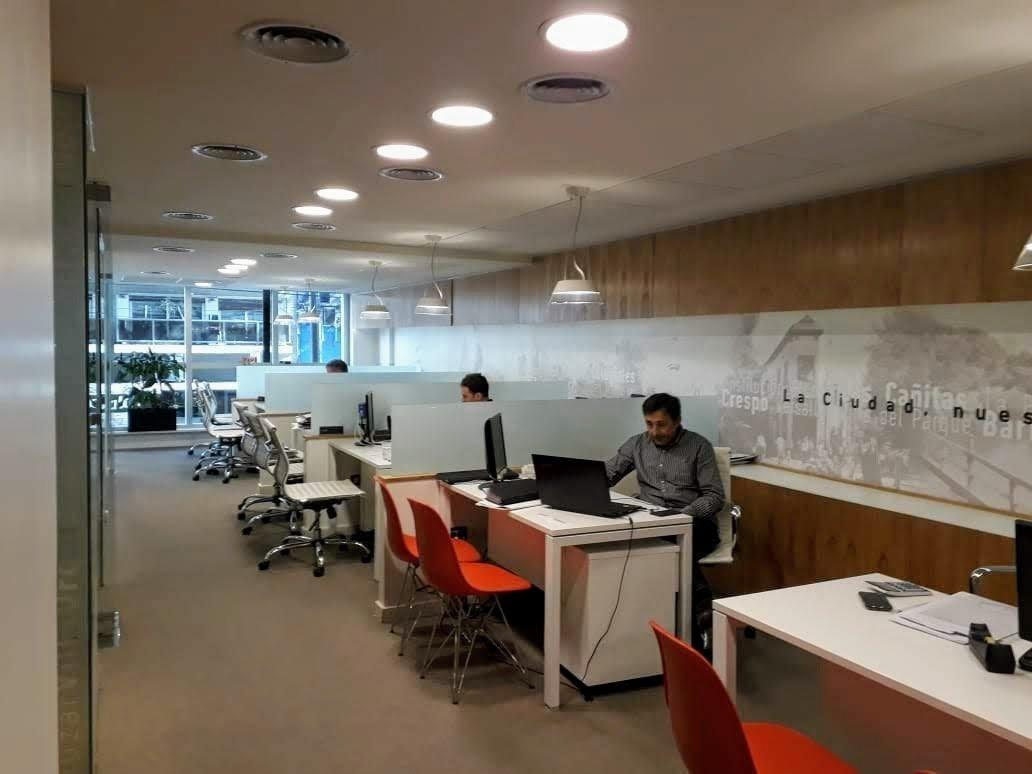 Decoración oficina - Inmobiliaria Baigún