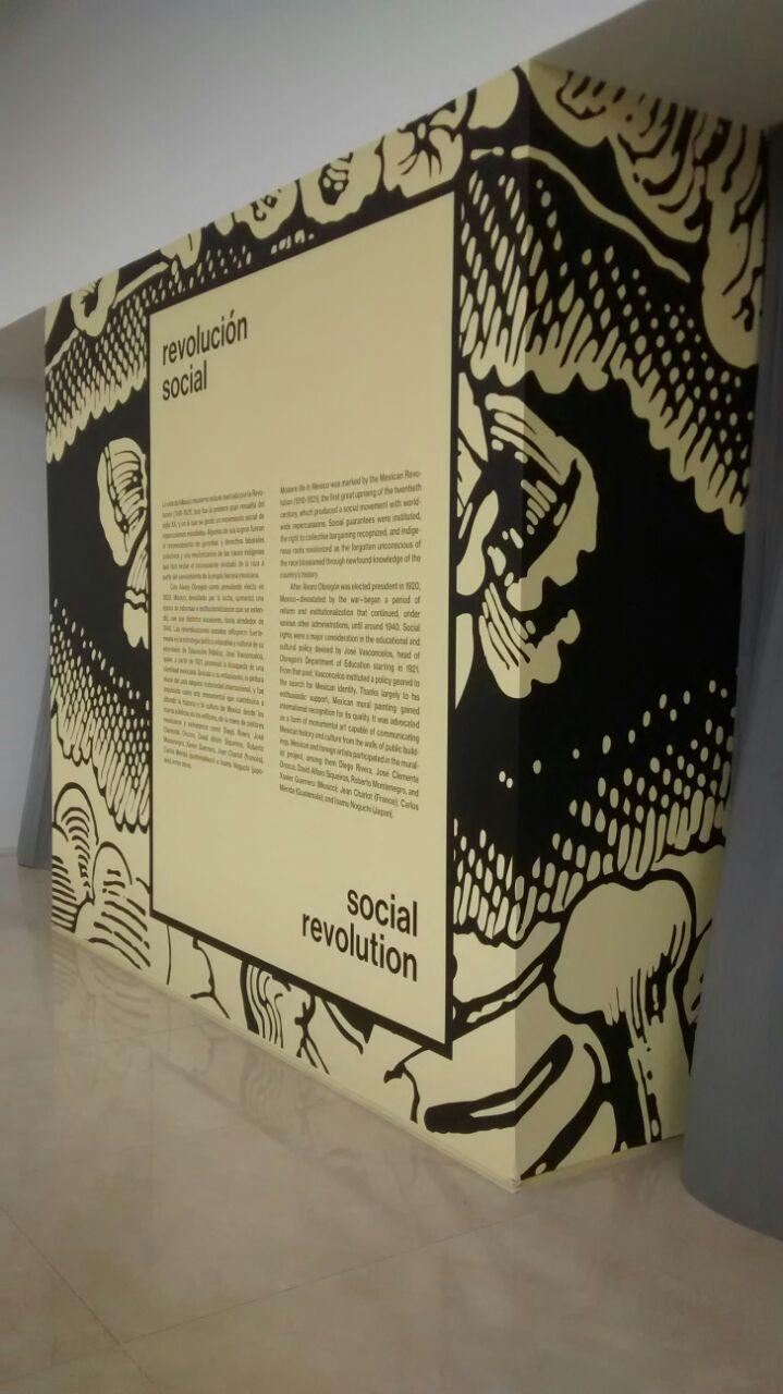 Muestra Mexico moderno y vanguardia en Malba