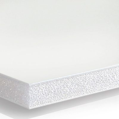 Foam Board blanco 10 mm de espesor
