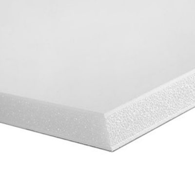 Foam board blanco de 5mm de espesor