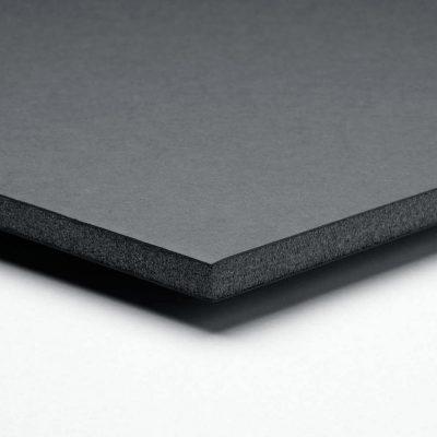 Montaje en Foam Board negro de 5 mm