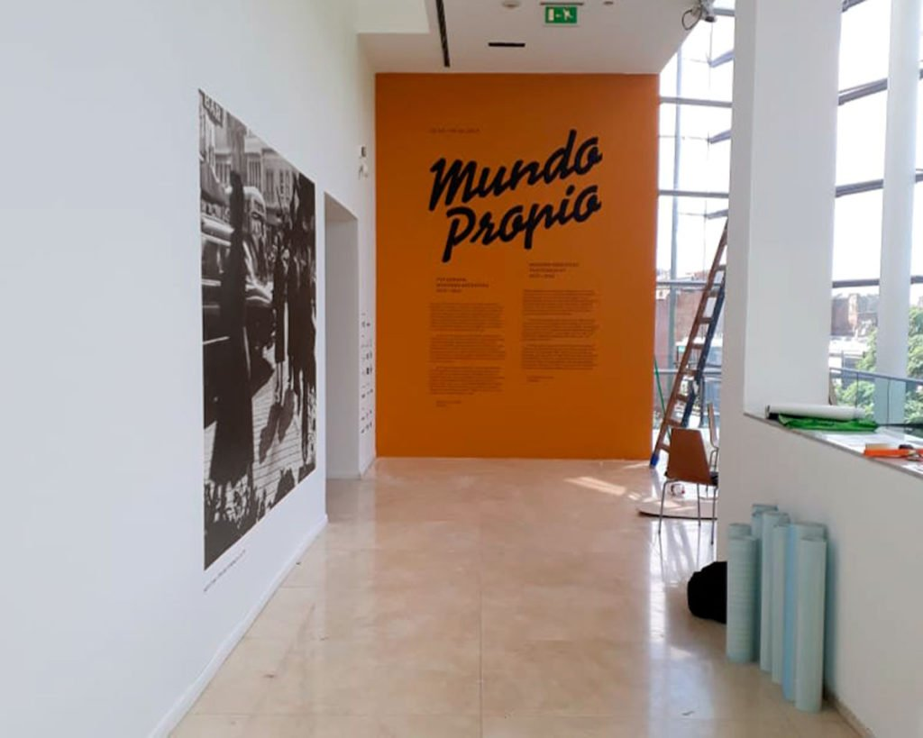 Fotografía Moderna Argentina - Mundo Propio