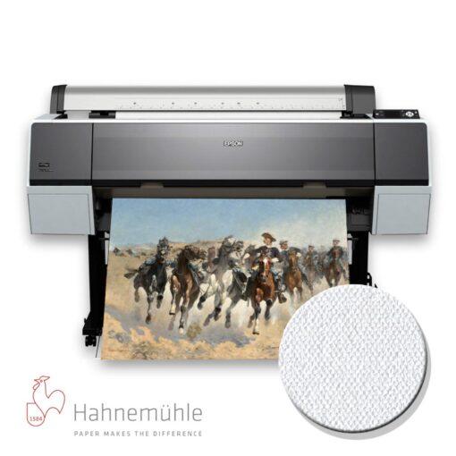 Impresión en tela Hahnemühle Photo Canvas