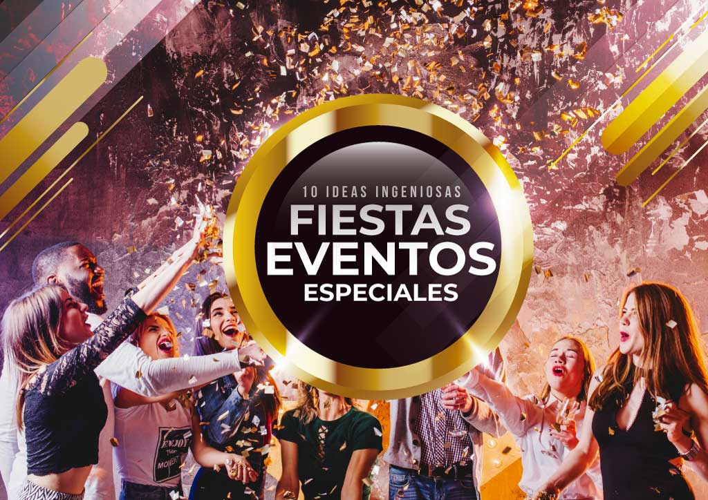 10 ideas ingeniosas de marketing para fiestas o eventos especiales