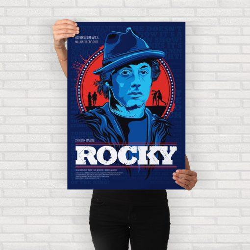 Impresión personalizada de posters de películas