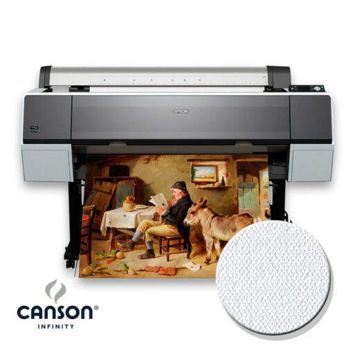 Impresión en Tela Canvas Fine Art - Canson