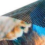 Impresión en Vinilo Microperforado - OneVision