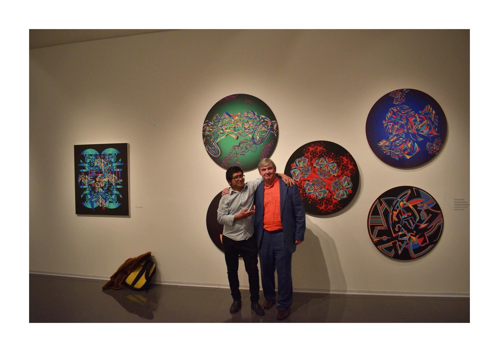 Javier Estrada - Obras en tela canvas - Arte digital