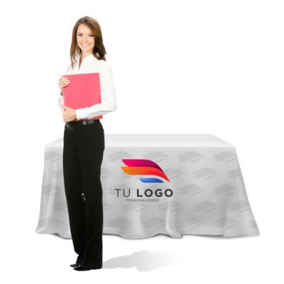 Mantel personalizado de Eco Cuero