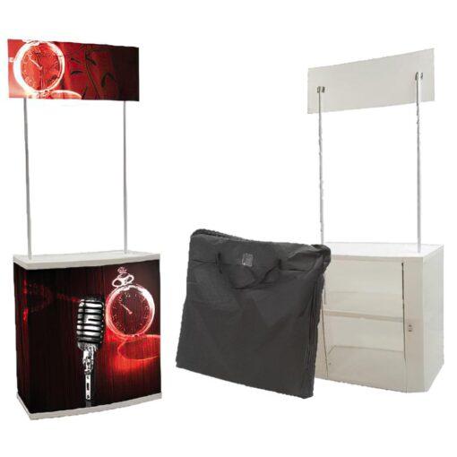Mini Stand Portatil Degustacion - Ferias