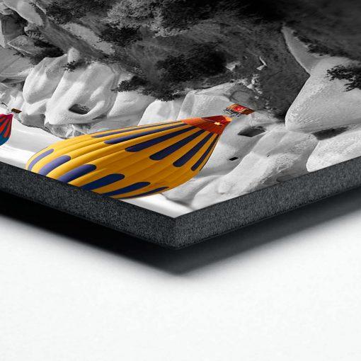 Montaje de fotografía en foam-board negro de 5 mm