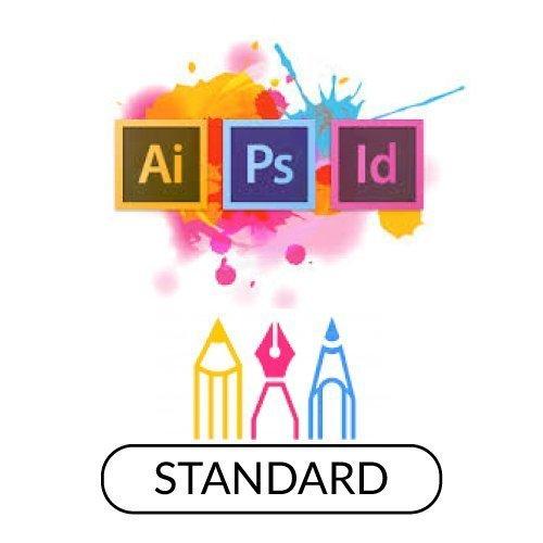 Paquete de Diseño - Standard