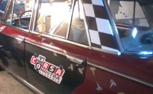 Ploteo de vehículos - autos clasicos y antiguos