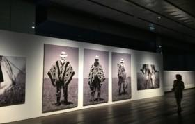 Ponchos de Aldo Sessa