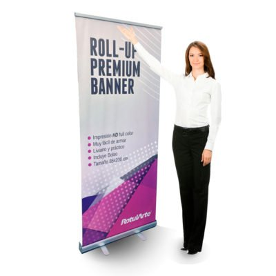 Portabanner Roll-Up (Roller) 85 x 200 cm
