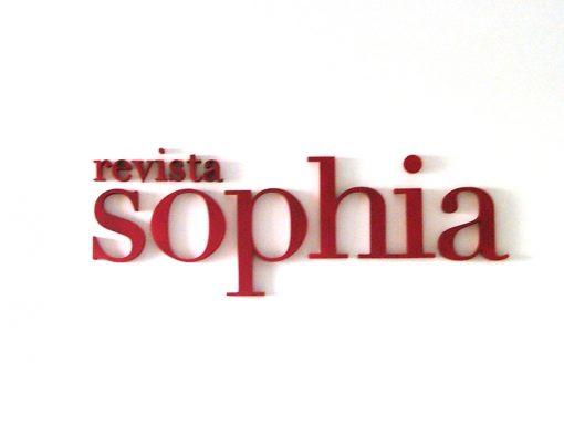 Corpóreo en Polyfan para pared - Revista Sophia