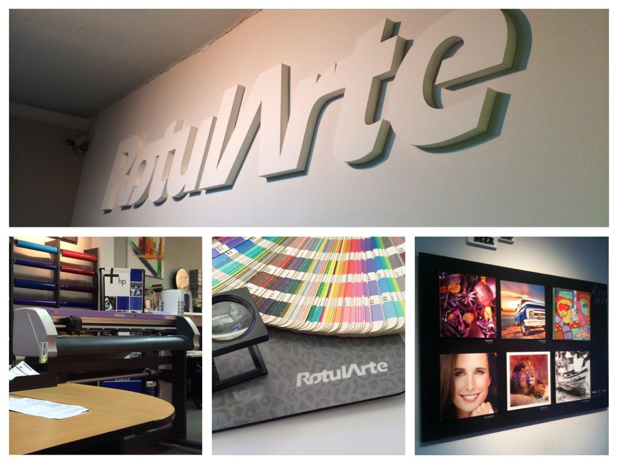 20 años - RotulArte - Producción Gráfica Integral