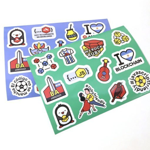 Stickers para Laptos y Notebooks