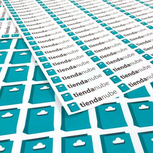Calcos en planchas personalizadas troqueladas - Tienda Nube