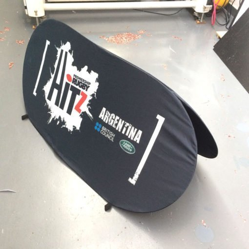 Banner Valla 3D