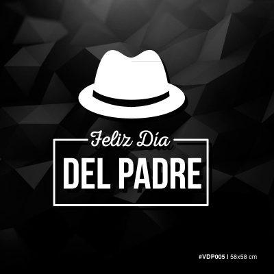 Sombrero - Feliz día del Padre