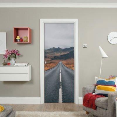 Vinilo Decorativo para Puertas - Fotografía Personalizado